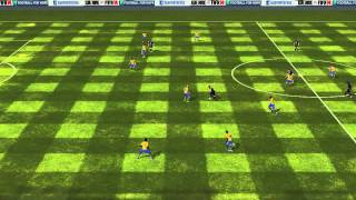 FIFA 14 Android - ultimateteam VS Arsenal