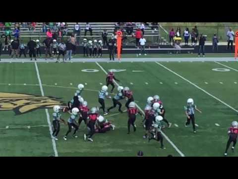 BI Pee-Wee's vs Blitz 2016 Week 1