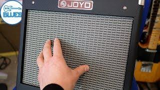 Joyo JTA05 Sweet Baby 5 Watt Tube Valve Amplifier Review