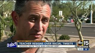 Scottsdale teacher fired over controversial tweets