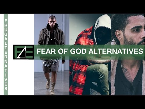 Frugalternatives | Fear of God