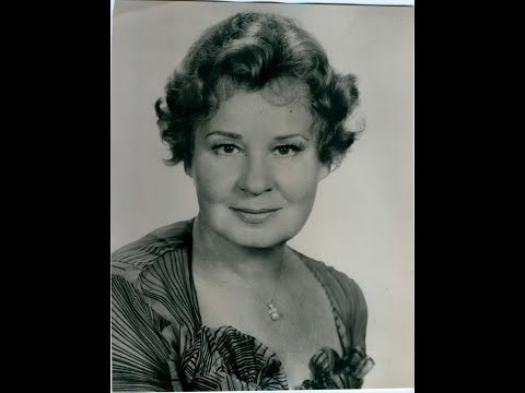 Shirley Booth,  Hostess With the Mostes', 1957 TV,  Perle Mesta