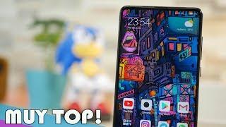 Xiaomi Mi MIX 2S, como el Mi8 pero sin NOTCH y GLOBAL