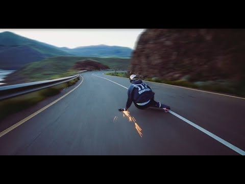Epic downhill longboarding on higest speed |Gravity Dogz|