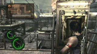 Resident Evil 5 - Kooperacja (ronald & Vertez) #06 PC HD