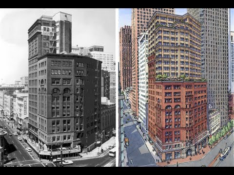 Lecture - Restoration of San Francisco's old Chronicle Building