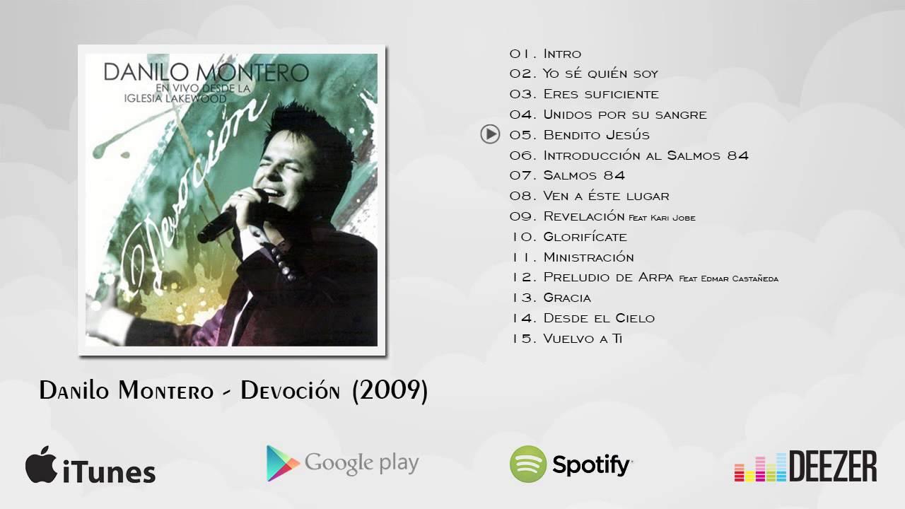 danilo montero - devocion cd 2009