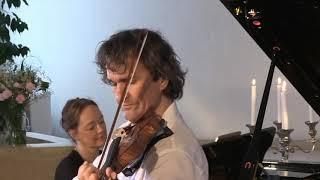 "Monti ""Czardas"" - Robert Dumitrescu - Violine (Stradivari), Claire Pasquier FAZIOLI 278 #liveconcert"