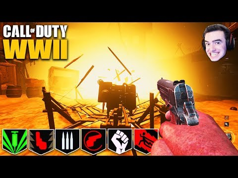 THIS IS HARDER THAN I THOUGHT... (Call of Duty: World War 2 Zombies)