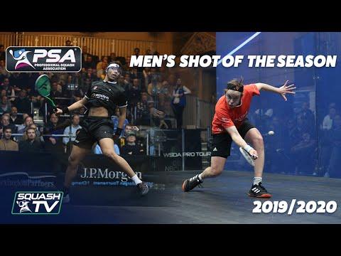 PSA Awards 2019/20 - Men's Shot Of The Season Nominees