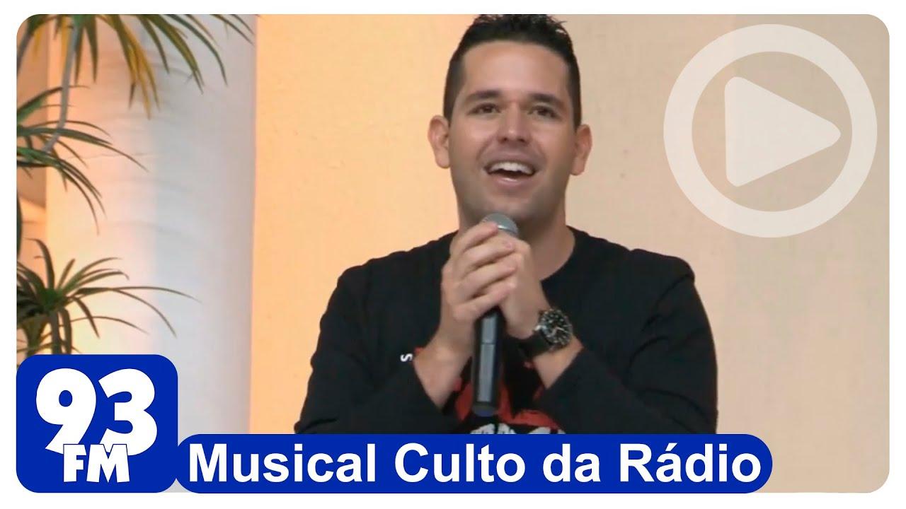 Pastor Lucas - Musical Culto da Rádio - Faz Acontecer