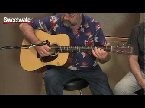 Martin D-18 Acoustic Guitar Demo - Sweetwater Sound