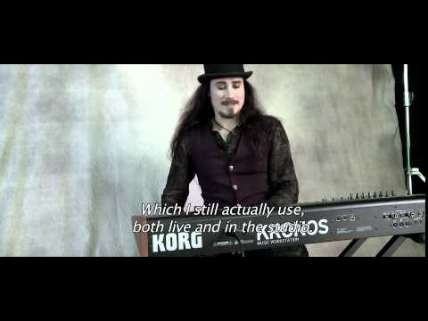 Korg All Access Tuomas Holopainen on tour with the new Korg Kronos