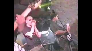 """Red Lorry Yellow Lorry """"FEEL A PIECE""""  by """"Electric Co.""""  Live at Jungle Club (Rome – 2001)"""