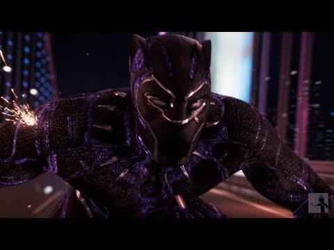 Black Panther Crack Vid