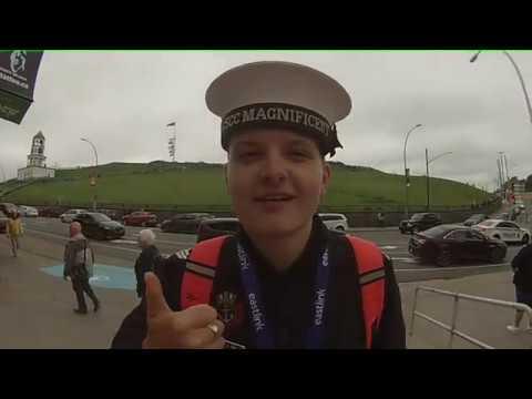 Canada Day 21 Gun Salute - Halifax