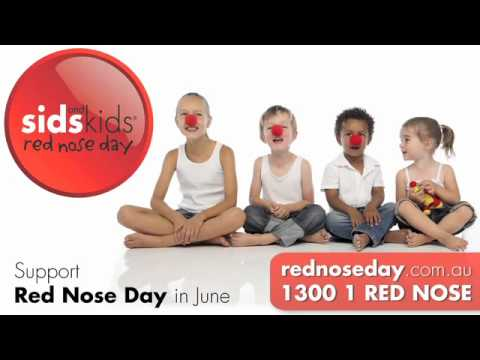 SIDS And Kids South Australia - Red Nose Day 2011 Commercial