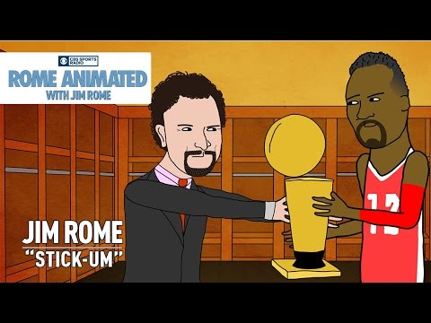 "Rome Animated: ""Stick-Um"""