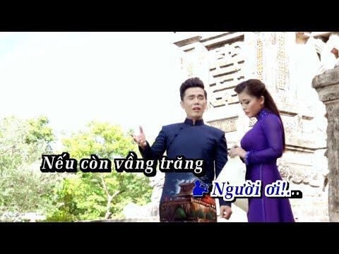 Karaoke Thương Về Miền Trung Beat Song Ca - Lê Minh Trung & Hồng Quyên