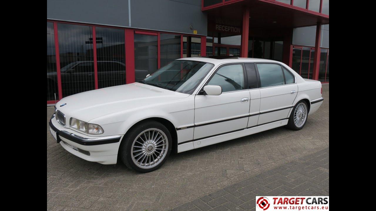 750212 Bmw 750ixl L7 Extra Long E38 Limousine 5 4l V12