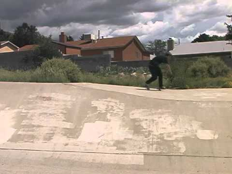 Brendan O'Brien Huge Kickflip