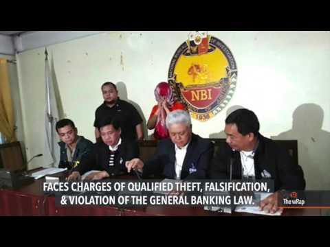 NBI nabs suspect in Metrobank P900-M fraud case