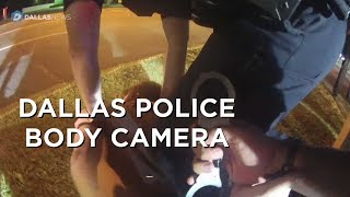 Dallas Police body cameras show moment Tony Timpa stopped breathing
