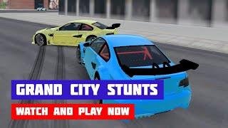 Grand City Stunts · Game · Gameplay