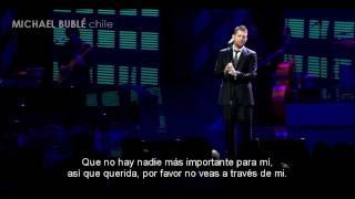 Скачать Michael Bublé A Song For You SUBTITULADA
