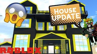 12 TVs ?!?!?!?! | House Update #1| Work at a pizza place | Roblox
