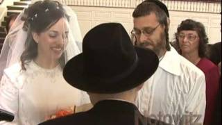 The Magical Jewish Wedding Of Two Orthodox Jews In