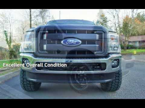2012 Ford F-350 Lariat 4x4 6.7L POWERSTROKE for sale in Milwaukie, OR