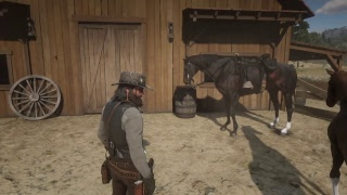 Red Dead Redemption 2 (Long time buddy) Historia