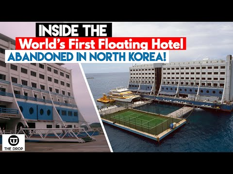 Inside The World's First Floating Hotel Abandoned In North Korea