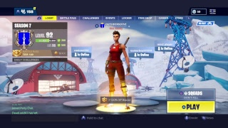 FORTNITE Thursday Morning Stream Playing with Subs! (USE CODE: OUTSIDER_JR)