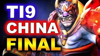 RNG vs CDEC - GRAND FINAL - TI9 CHINA - The International 2019 DOTA 2