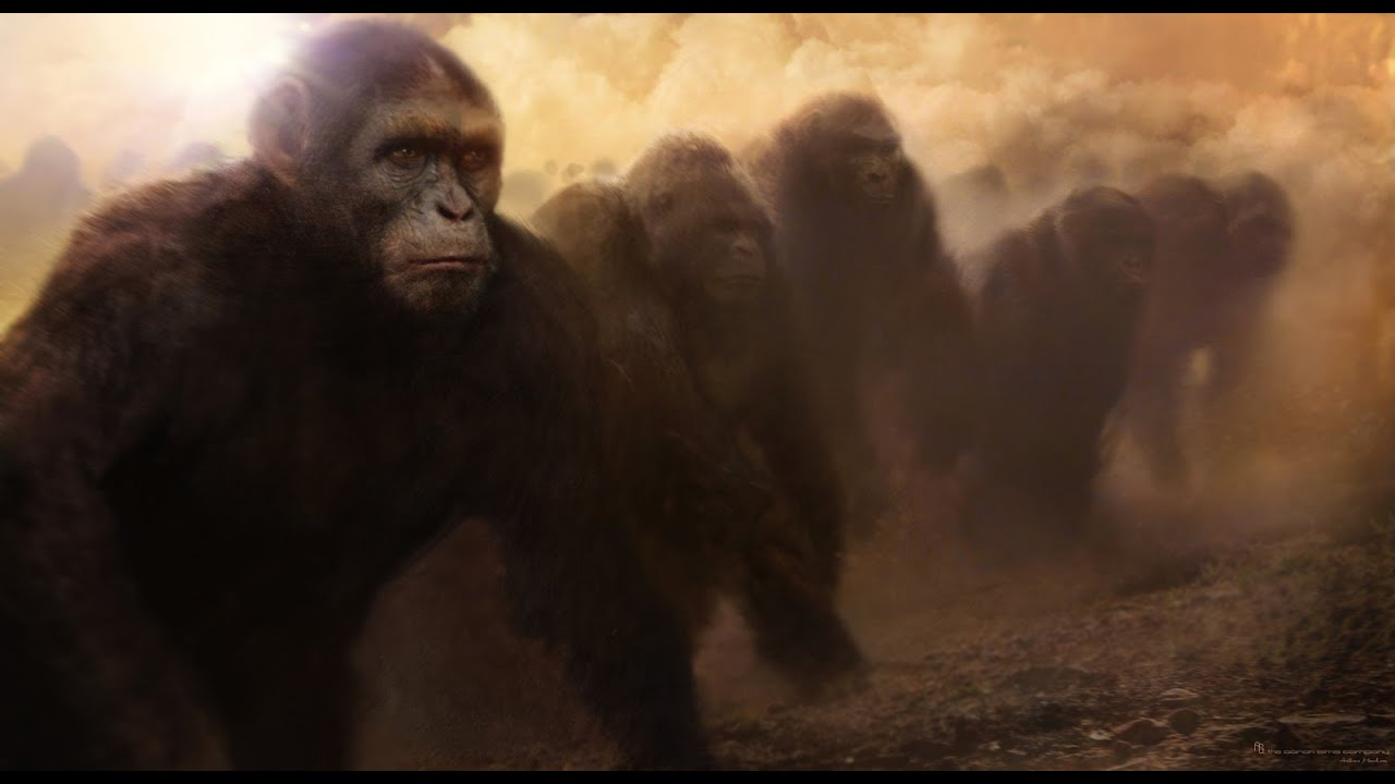 Dawn of the Planet of the Apes (2014) - Official Trailer ...