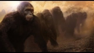 Dawn of the Planet of the Apes (2014) - Official Trailer