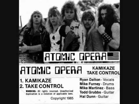 Atomic opera US  Take control 1985