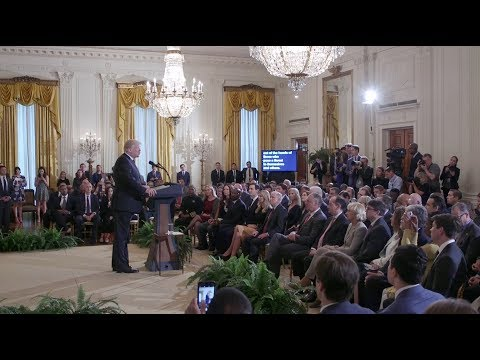 President Trump Delivers Remarks at the White House Prison Reform Summit