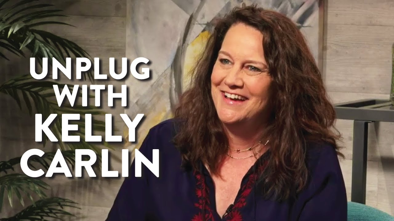 Unplugging, Mindfulness, and Jungian Archetypes: Kelly Carlin LIVE