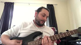 Biffy Clyro – Balance, Not Symmetry (guitar cover)
