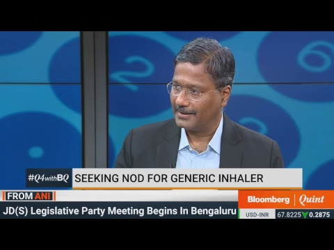 Q4 With BQ: Decoding Lupin's Q4 Earnings With CFO Ramesh Swaminathan