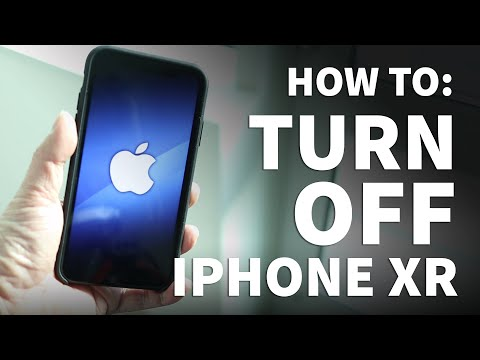 iPhone XS/ XS Max: How to Turn Off / Power Down (2 Ways).