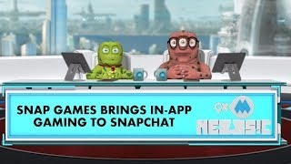 Snap Games   Snappables   Snapchat Mini Games   9XM Newsic   Bade   Chote