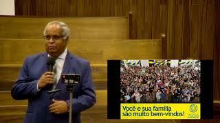 MINI LIVE DIA DO SENHOR & CULTO (Habacuque 1.1-4 - Rev. Marco Baumgratz) - 06/09/2020 (noite)
