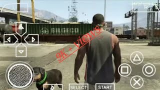How to download GTA 5 on Android ppsspp (18mb)