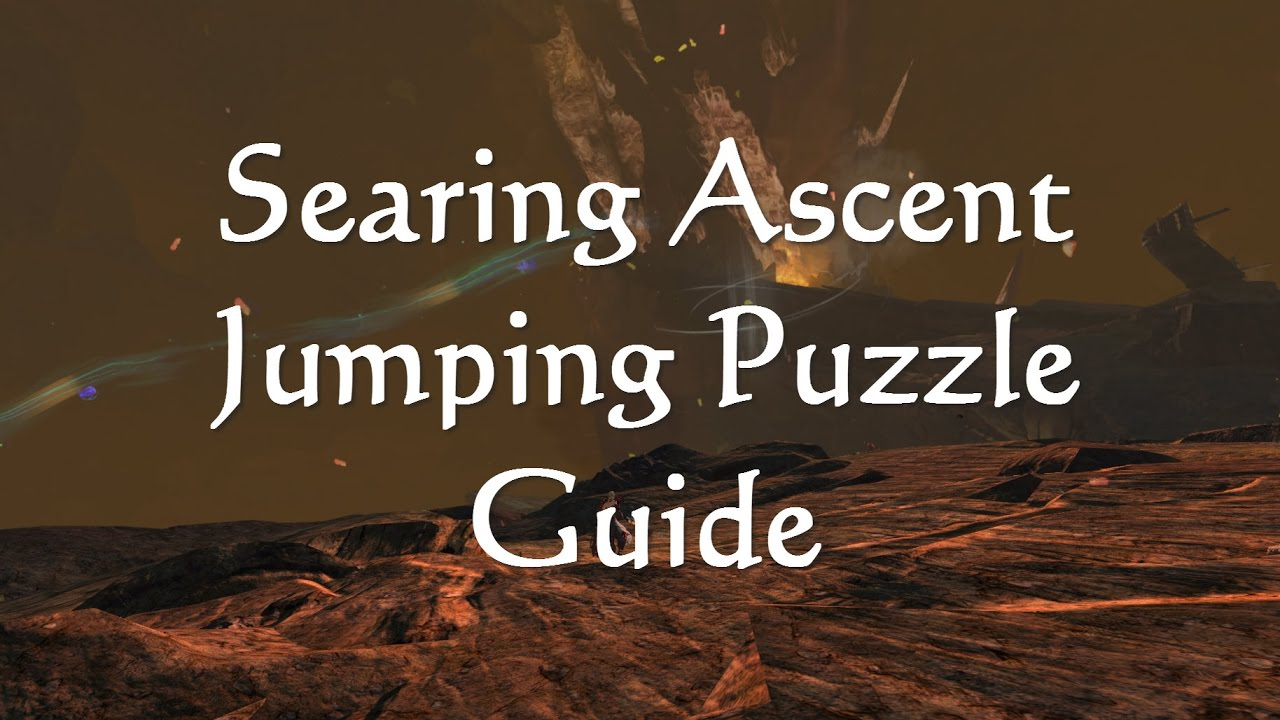Gw2 Searing Ascent Jumping Puzzle Guide