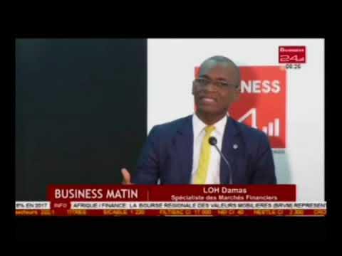 Business 24 / Business Matin  - Edition du Dimanche 21 Janvier 2018