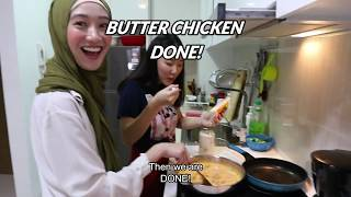 Teaching Korean Friend To Cook Malaysian Favorite Food MP3